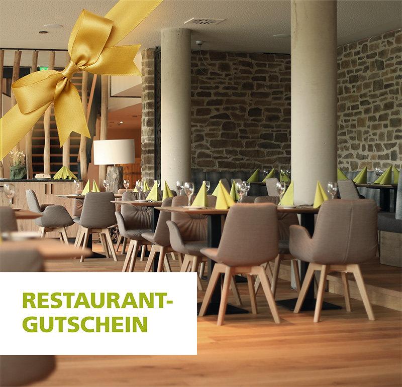 Restaurantgutschein - Peters Wellness & Spa Hotel