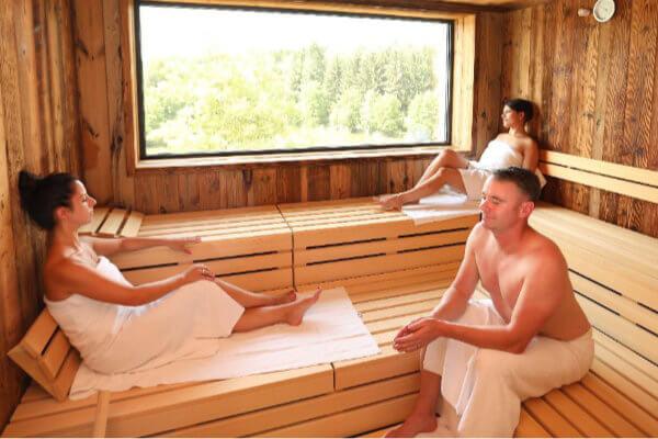 Wellness Spa Hotel Saarland - Sauna