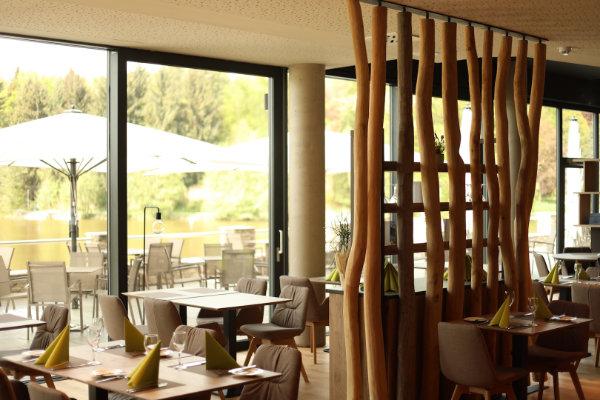 Wellness Spa Hotel Saarland - See Terrasse Restaurant