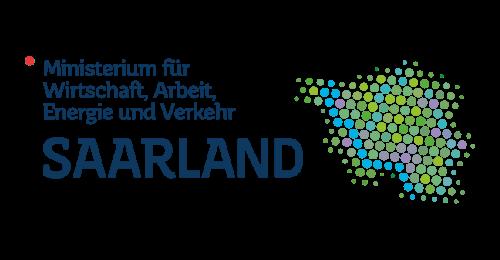 Saarland - MfWAEV - Logo