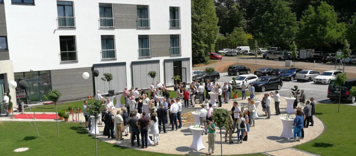 PETERS Hotel & Spa - Eröffnungsfeier im Mail 2018