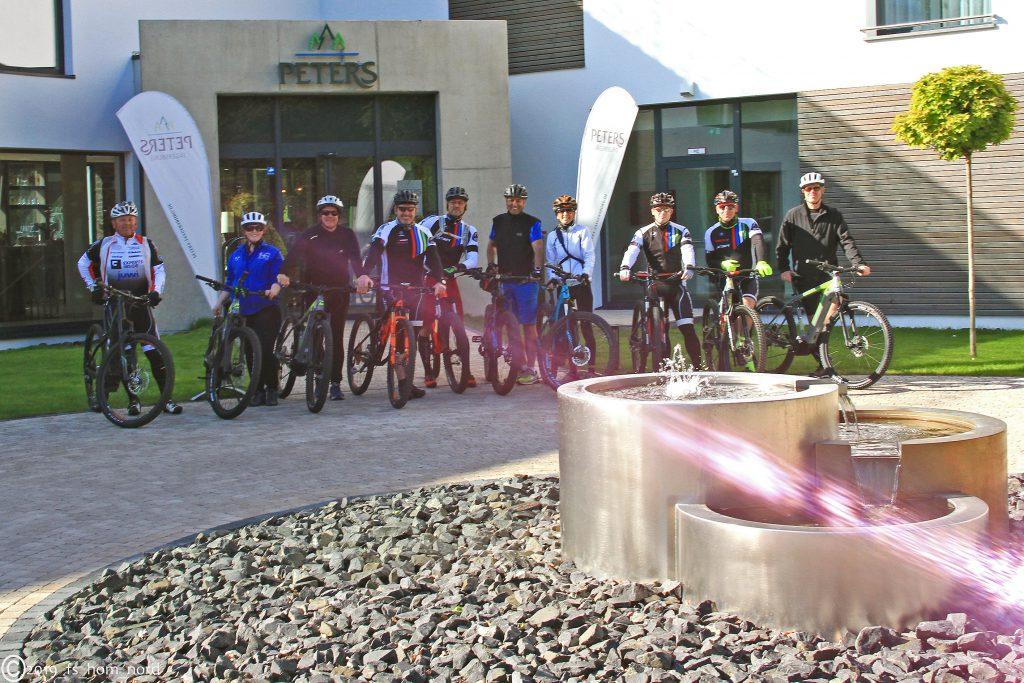 PETERS Hotel E-Bikes & geführte Radtouren