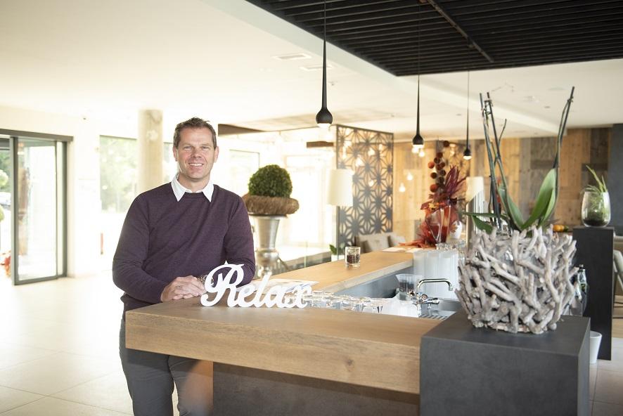 Unser Chef Peter Trösch