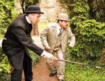 PETERS Hotel Firmenevent Sherlock Holmes Academy