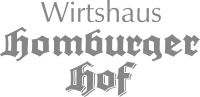 Wirtshaus Homburger Hof - Logo